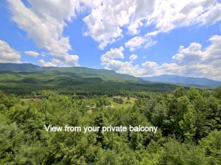 Above Par Condo TOO-For Couples-Best Views - Gatlinburg vacation rentals