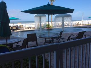 Daytona Beach Resort First Floor Oceanfront - Daytona Beach vacation rentals