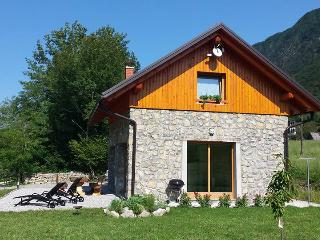 Cottage NA BIRU 2 by the Soca river - Tolmin vacation rentals