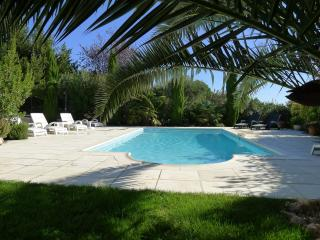 Family Villa with private pool on edge of village - St Genies de Fontedit vacation rentals