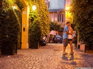 Trastevere Central Apartment Wi-Fi - Rome vacation rentals