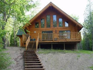 Beautiful log cabins on Pelican Lake - Orr vacation rentals