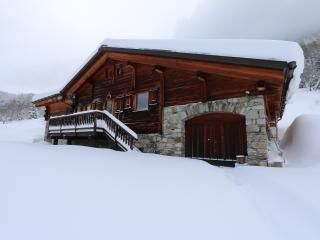 Charming 3 bedroom Chalet in Vallorcine - Vallorcine vacation rentals
