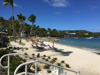 Vacation in paradise with white sandy beach - East End vacation rentals