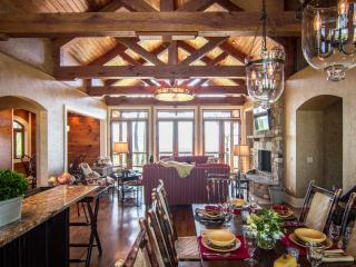 Private Luxury Lodge - Hot Tub & Views - Franklin vacation rentals