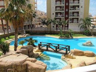 Family Apartment Near The Beach at Las Gondolas - La Manga del Mar Menor vacation rentals
