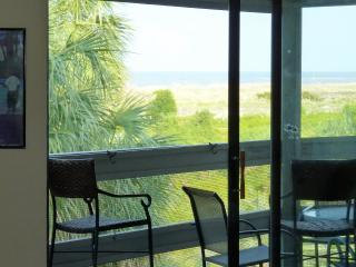 Fabulous Views - Direct Oceanfront Screened Porch - Harbor Island vacation rentals