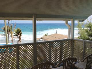 Caribbean cottage w/ a beach view - Bathsheba vacation rentals
