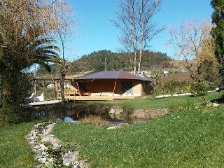 Quinta Japonesa - Casa Ohashi, Glamping 2-6p - Salir de Matos vacation rentals