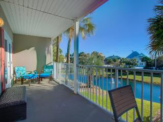 Brand new 2 bedroom condo in Gulf Place - Gulf Place Caribbean - Santa Rosa Beach vacation rentals