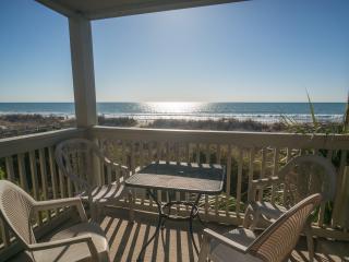 Oceanfront, Surfside Beach, updated master bath! - Surfside Beach vacation rentals