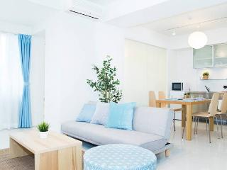 2 mins, Namba stn Riverview & Shops - Osaka vacation rentals