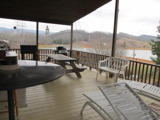 House Rental / Cherokee Lake Winstead - Bean Station vacation rentals