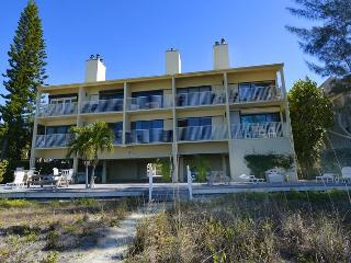 Direct Gulf Front Two Bedroom/Two Bath Condo on the Narrows - Indian Shores vacation rentals