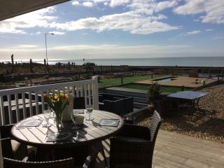 The Lighthouse luxury on the Beach Front Seaford - Seaford vacation rentals