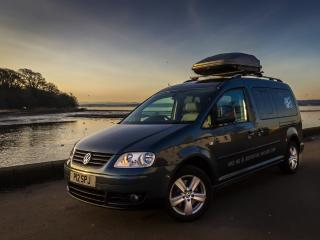 Adventure Wagons VW Caddy Camper Van Hire - Dalkeith vacation rentals
