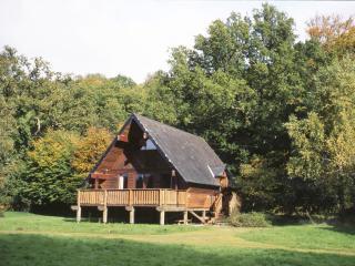 Mole End. A wooden lodge in Devon national park - Drewsteignton vacation rentals