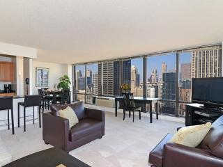 LUXURIOUS AND SPACIOUS 2 BEDROOM APARTMENT IN CHICAGO - Chicago vacation rentals