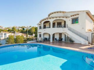 Villa Bello Ocaso, Sea and Mountain views, lg pool - Pego vacation rentals