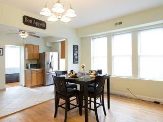 Pleasant Living in 2 Bedroom, 1 Bathroom Apartment in Chicago - Chicago vacation rentals