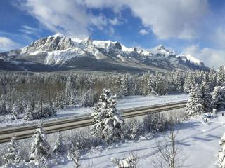 Spectacular view, amazing stay! - Canmore vacation rentals