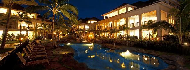 Luxury 3 Bedroom Poolside Villa on Po'ipu Beach - Image 1 - Koloa - rentals