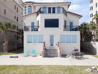 Golden Star Upper, 4 Bedroom & Loft, Beach Front, Sleeps 12 - Jacksonville Beach vacation rentals