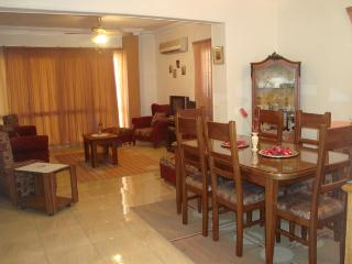 light cheerful app. in ideal spot location - Cairo vacation rentals