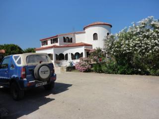 Villa-ground floor/sea view/above ground pool/zen - Methoni vacation rentals
