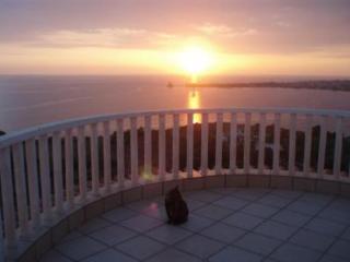 villa-apartments sea view, above ground pool, zen - Methoni vacation rentals