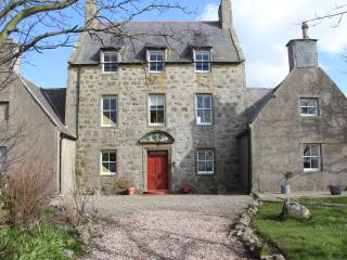 Georgian Scottish Lairds house by the sea. - Sandhaven vacation rentals