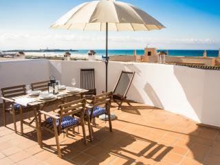Einzigartige Ferienwohnung am Strand mit Terrasse - Tarifa vacation rentals