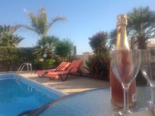 2 bed Villa in Ayia Thekla with private Pool - Ayia Napa vacation rentals