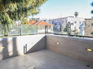 Renovated 4 BR, huge terrace, near Mamilla! - Jerusalem vacation rentals