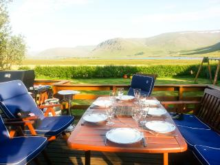 Vacation house with great view, big garden. - Mosfellsbaer vacation rentals