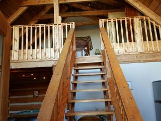 Charming Cabin with Deck and Internet Access - Townsend vacation rentals