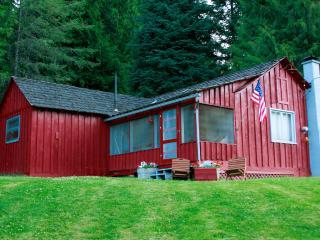 Lewis & Clark Trail Cabin @ Syringa - Kooskia vacation rentals