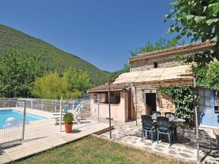 1 bedroom House with Short Breaks Allowed in Saint-Florent-sur-Auzonnet - Saint-Florent-sur-Auzonnet vacation rentals