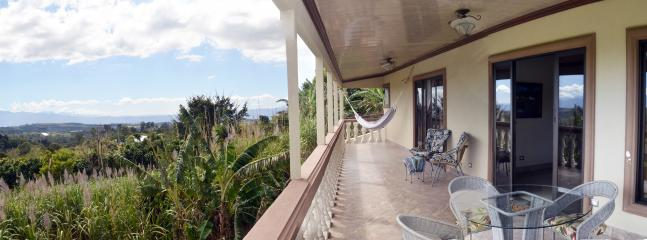 Comfy Valley View Home Near San Jose Airport - Image 1 - Grecia - rentals