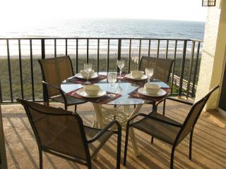 Beach Front Condo with Unobstructed Ocean View - Fernandina Beach vacation rentals