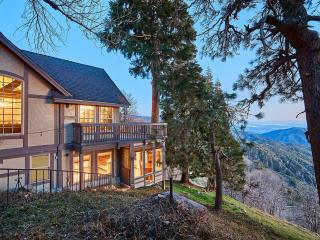 Sky Forest Lodge - Secluded with Incredible Views! - Lake Arrowhead vacation rentals