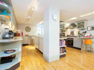 A stylish and modern three-bedroom family home in Fulham. - London vacation rentals