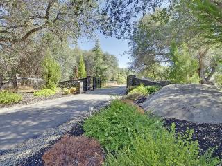 Stunning Privately Gated Estates - Loomis vacation rentals