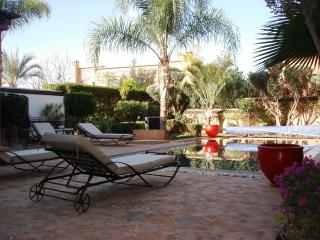Villa 3 chambres sur le Resort Samanah Contry Club - Tameslouht vacation rentals