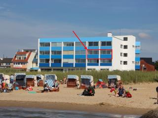 Schöne Ferienwohnung direkt am Strand mit Seeblick - Cuxhaven vacation rentals