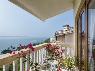 SaffronStays Cabo de Goa - Luxury duplex apartment near Panjim - Dona Paula vacation rentals