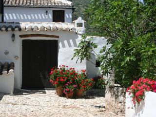 Cortijo las Rosas, Casita Liebre - Fuentes de Cesna vacation rentals