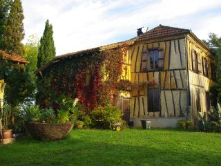 Le Bernussan B&B in Traditional Colombage House - Vic-Fezensac vacation rentals