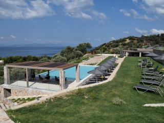 Deluxe Residence with Sea View - Limni vacation rentals