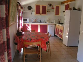 Bright 1 bedroom Vacation Rental in Saint Andre de Valborgne - Saint Andre de Valborgne vacation rentals